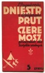 Szymborski Stanisław - Dniestr z dopływami, Prut i Czeremosz. Przewodnik dla turystów wodnych. Cz. 5: Stryj.