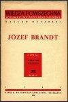 Husarski Wacław - Józef Brandt. [Wiedza Powszechna].