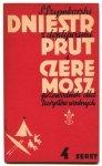 Szymborski Stanisław - Dniestr z dopływami, Prut i Czeremosz. Przewodnik dla turystów wodnych. Cz. 4: Seret.