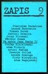 Zapis: poezja, proza, eseje, kronika. [R. 3], nr 9: I 1979.