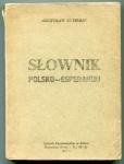 Guterman Mieczysław - Słownik polsko-esperancki