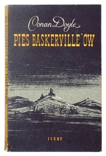DOYLE A[rthur] Conan - Pies Baskerville'ów.