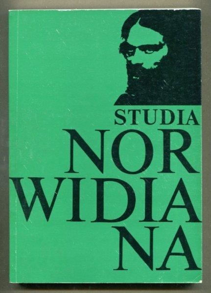 Studia Norwidiana 9-10