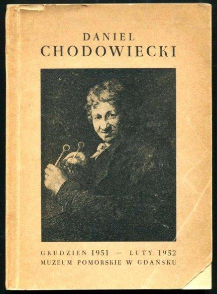 [Katalog]. Muzeum Pomorskie w Gdańsku - Daniel Chodowiecki.