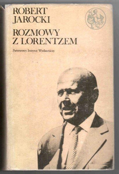 Jarocki Robert - Rozmowy z Lorentzem