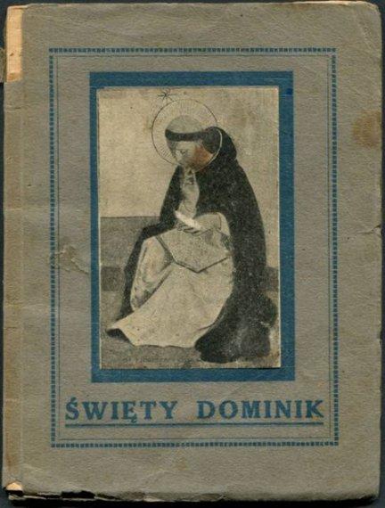O.Mortier - Święty Dominik.