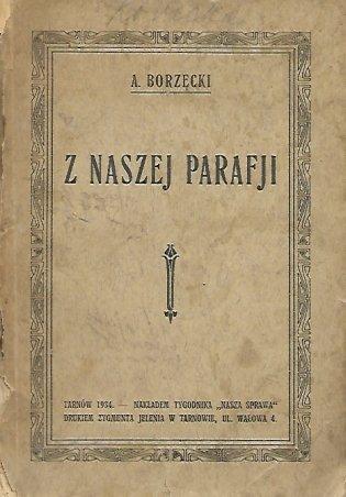 Borzęcki A. - Znaszej parafji.
