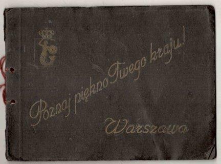 Album Warszawy. 16 artystycznych zdjęć architektonicznych