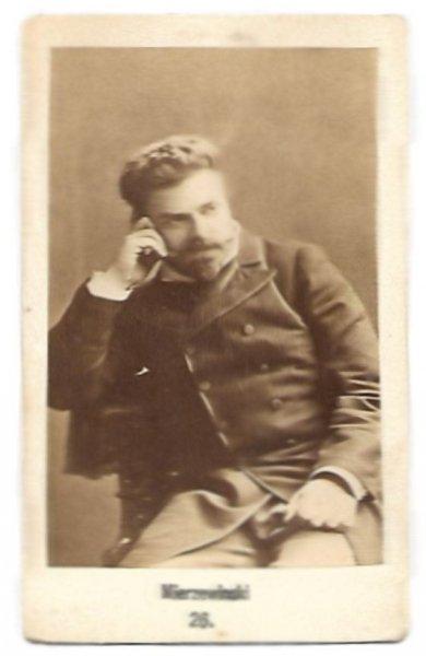 Mierzwiński Władysław - fotografia portretowa