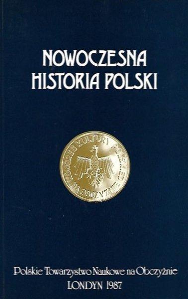 Jasnowski Józef - Nowoczesna historia Polski pod redakcją ...