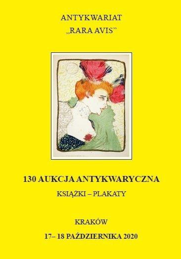 KATALOG AUKCYJNY - AK130