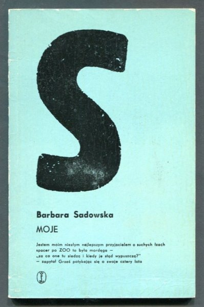 Sadowska Barbara - Moje.