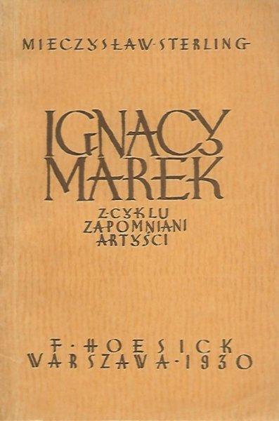 Sterling Mieczysław - Ignacy Marek