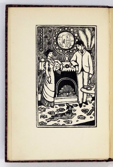 GARNETT David - Lady into Fox. Illustrated with wood engravings by R. A. Garnett.