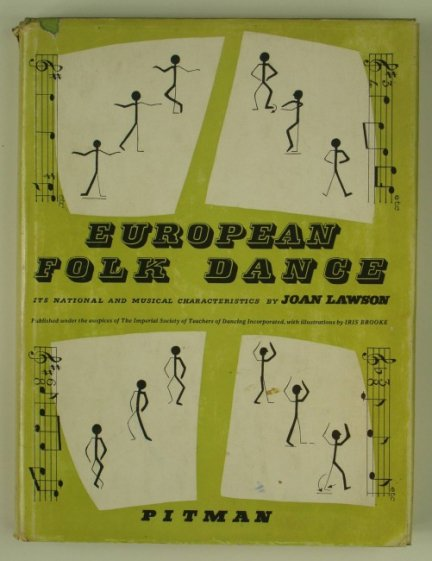 [Taniec] Lawson Joan - European Folk Dance