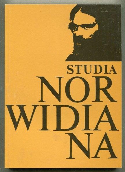 Studia Norwidiana 19