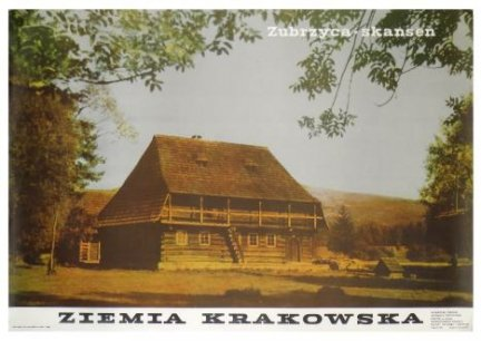 Wilk Roman, Gorazdowska B. - Ziemia krakowska. Zubrzyca - skansen.