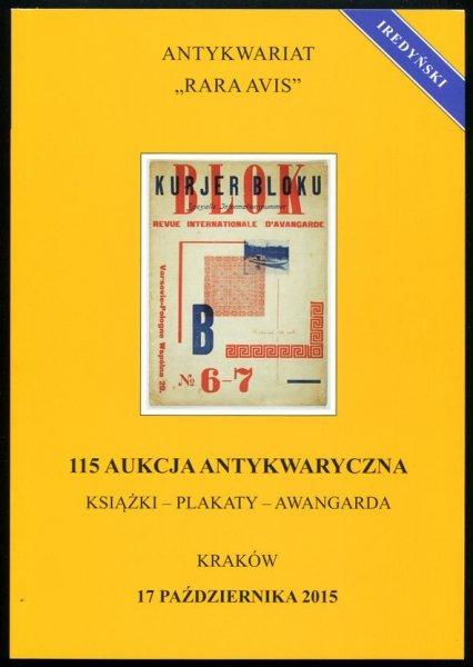 KATALOG AUKCYJNY - AK115