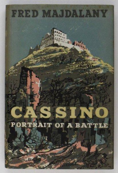 Majdalany Fred - Cassino. Portrait of a Battle. Fourth impression