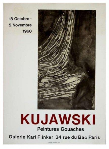 [Kujawski Jerzy] - Kujawski. Peintures, gouaches.