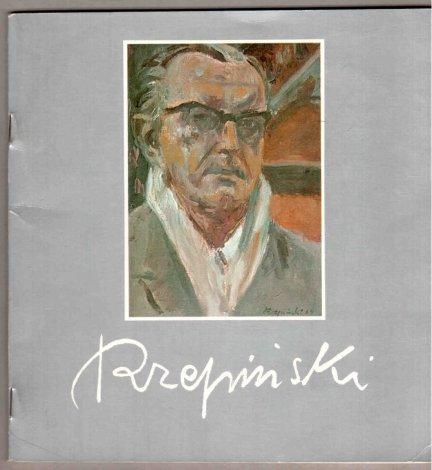 Biuro Wystaw Artystycznych w Krakowie. Czesław Rzepiński. Wystawa jubileuszowa w 60-lecie pracy twórczej