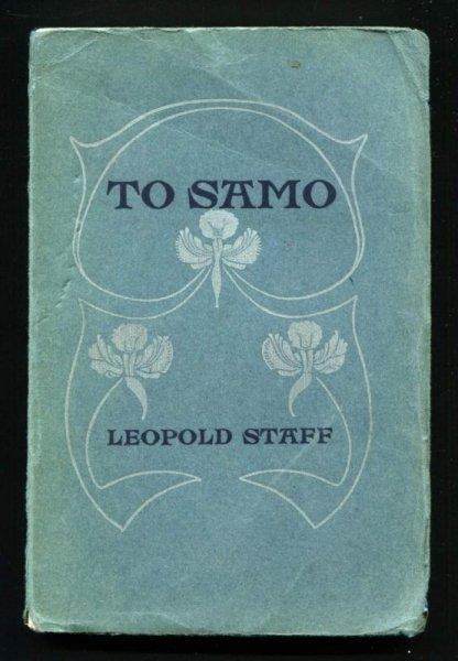 Staff Leopold - To samo. Dramat w trzech aktach. Wyd.I