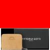 Portfel Skórzany VITTORIA GOTTI Made in Italy Rudy