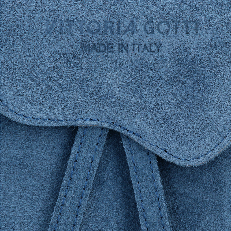 Listonoszka Skórzana VITTORIA GOTTI Made in Italy Jeans