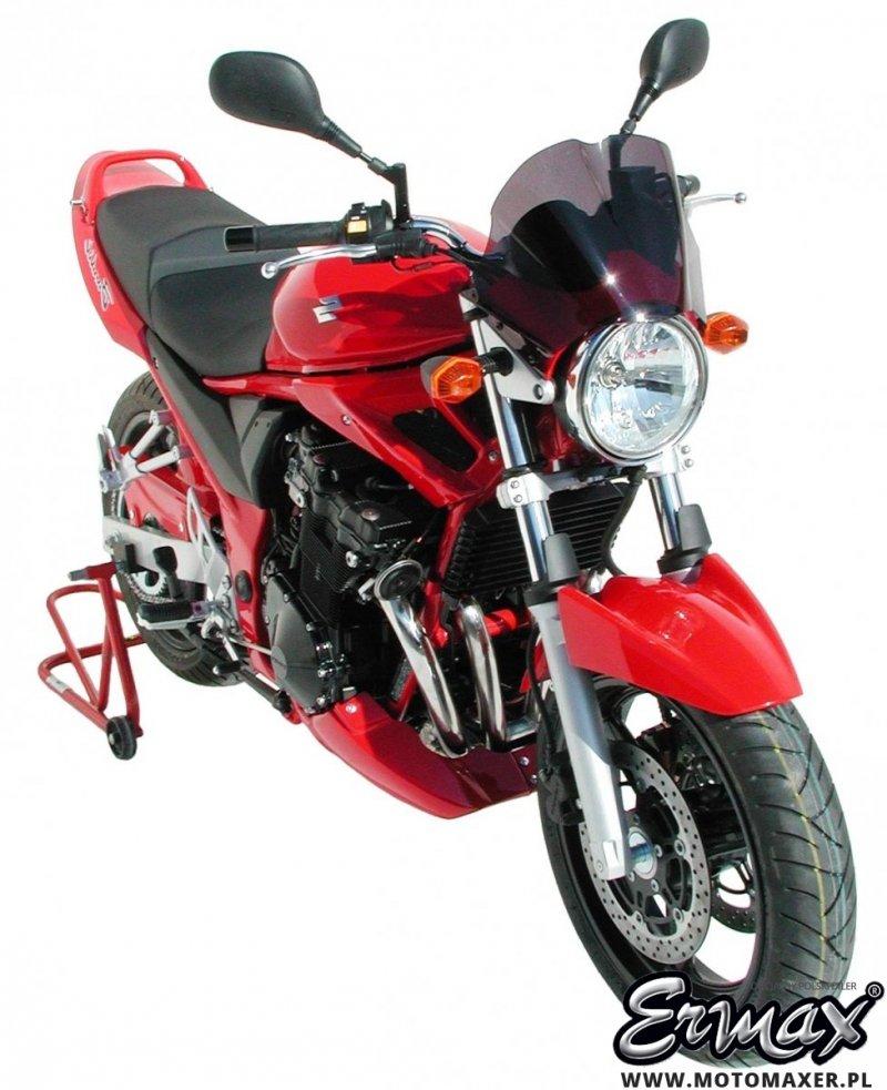 Pług owiewka spoiler silnika ERMAX BELLY PAN Suzuki GSF 1200 BANDIT 2006 - 2007