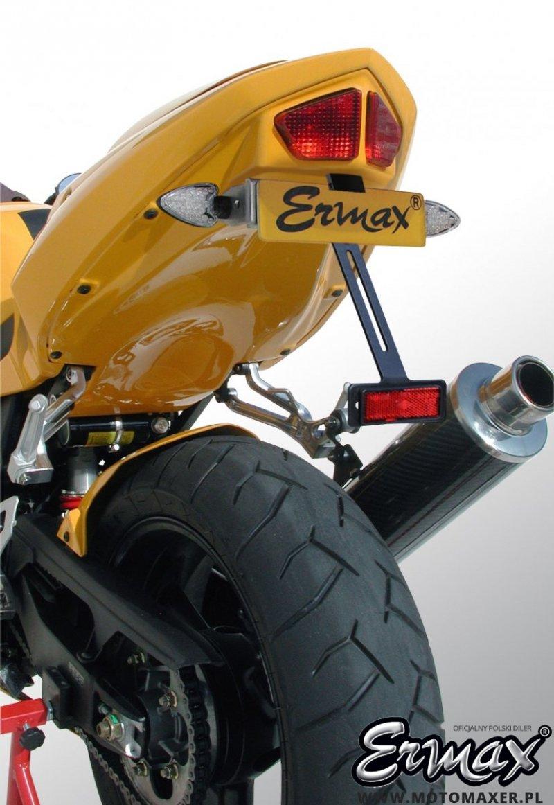 Mocowanie tablicy rejestracyjnej ERMAX UNDERTAIL Triumph Daytona 600 / 650 2003 - 2005