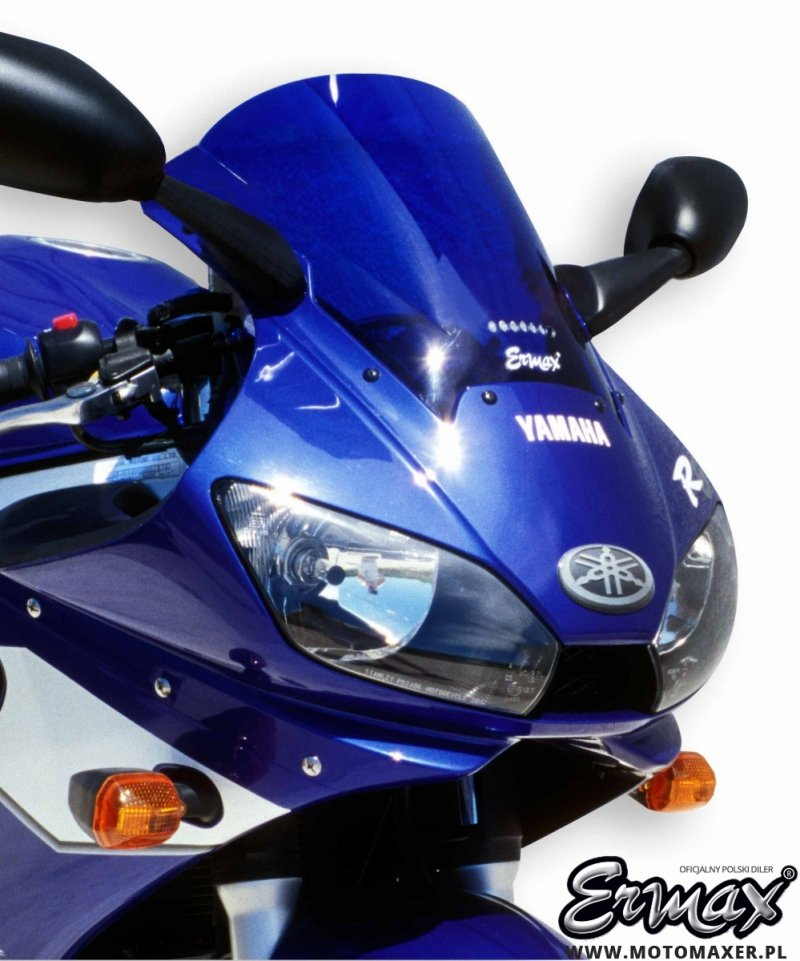Szyba ERMAX AEROMAX Yamaha YZF R6 1999 - 2002