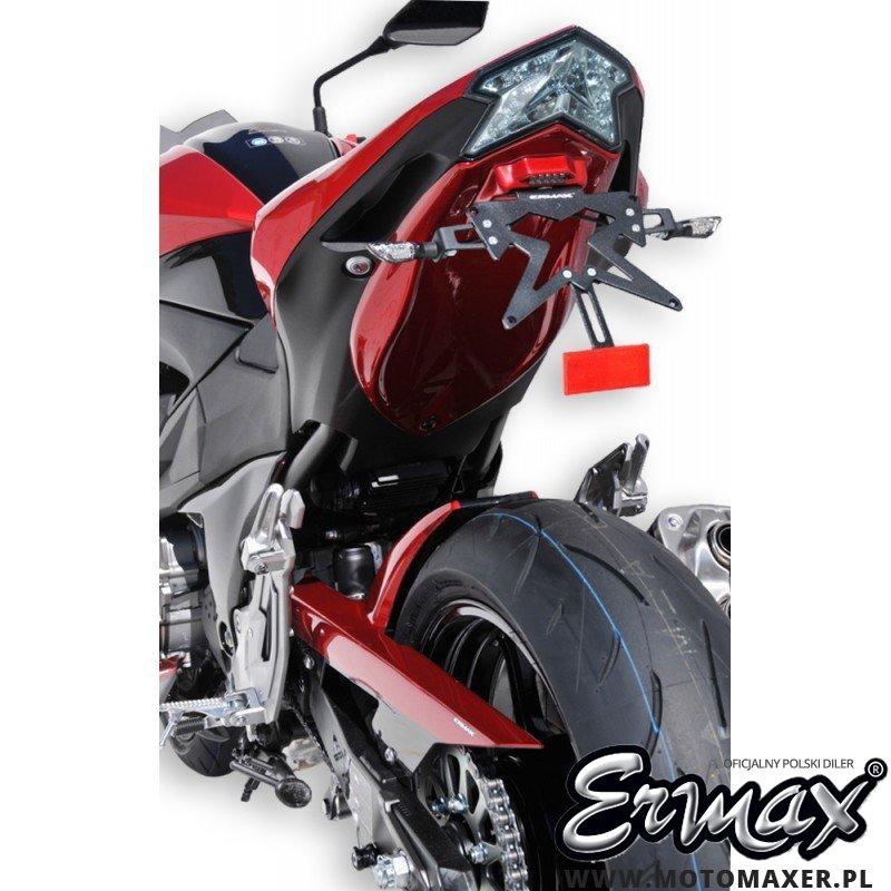 Mocowanie tablicy ERMAX UNDERTAIL Kawasaki Z800 2013 - 2016