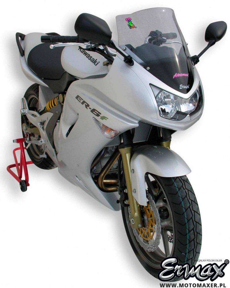 Szyba ERMAX AEROMAX Kawasaki ER-6F 2006 - 2008