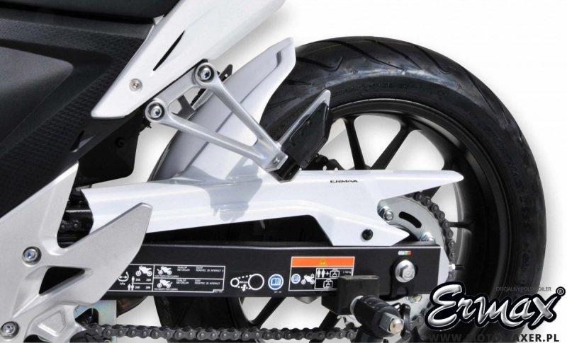 Błotnik tylny i osłona łańcucha ERMAX REAR HUGGER Honda CB500F 2013 - 2015