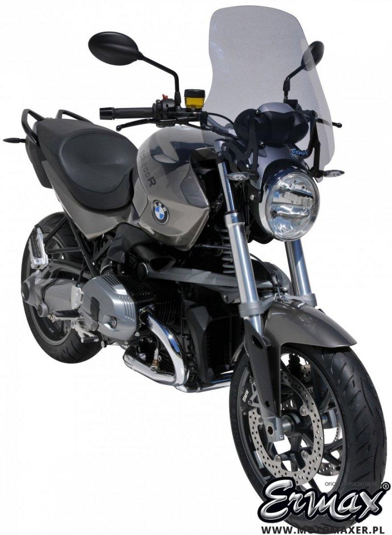 Szyba ERMAX NOSE 50,5 cm BMW R1200R 2012 - 2014