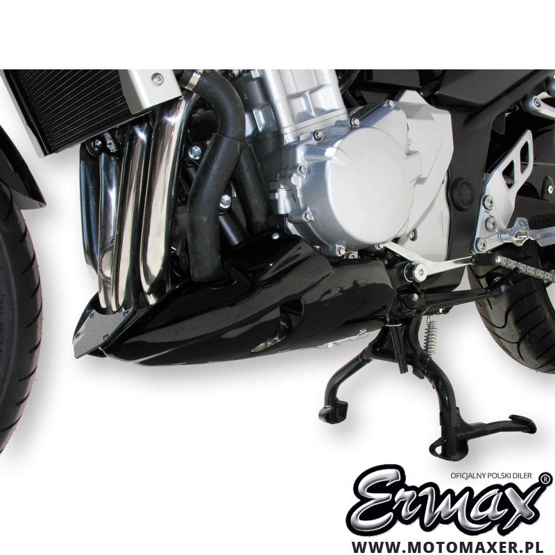 Pług owiewka spoiler silnika ERMAX BELLY PAN 7 kolorów 2007 - 2008
