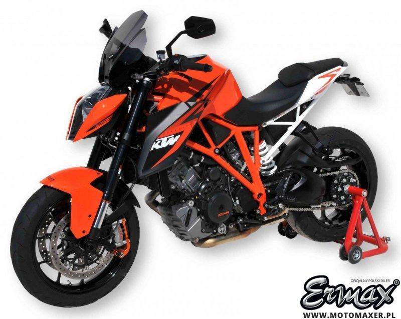 Szyba ERMAX SPORT 37 cm KTM Super Duke 1290 2014 - 2016