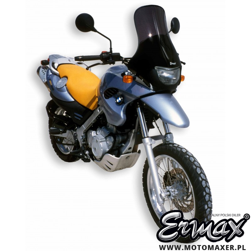 Szyba ERMAX HIGH 36 cm BMW F650GS 2000 - 2008