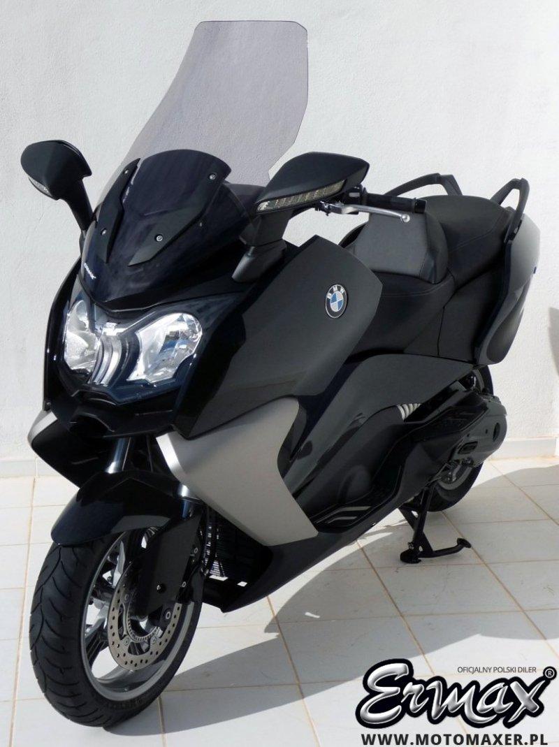 Szyba ERMAX SCOOTER HIGH 73 cm BMW C 650 GT 2012 - 2020
