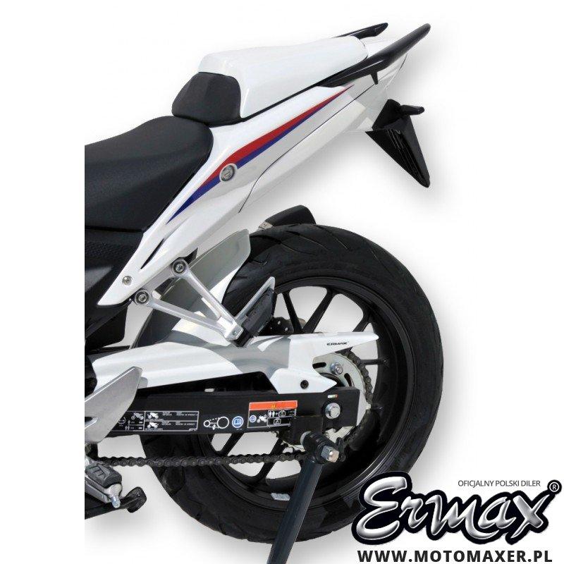 Błotnik tylny i osłona łańcucha ERMAX REAR HUGGER Honda CB500X 2013 - 2015