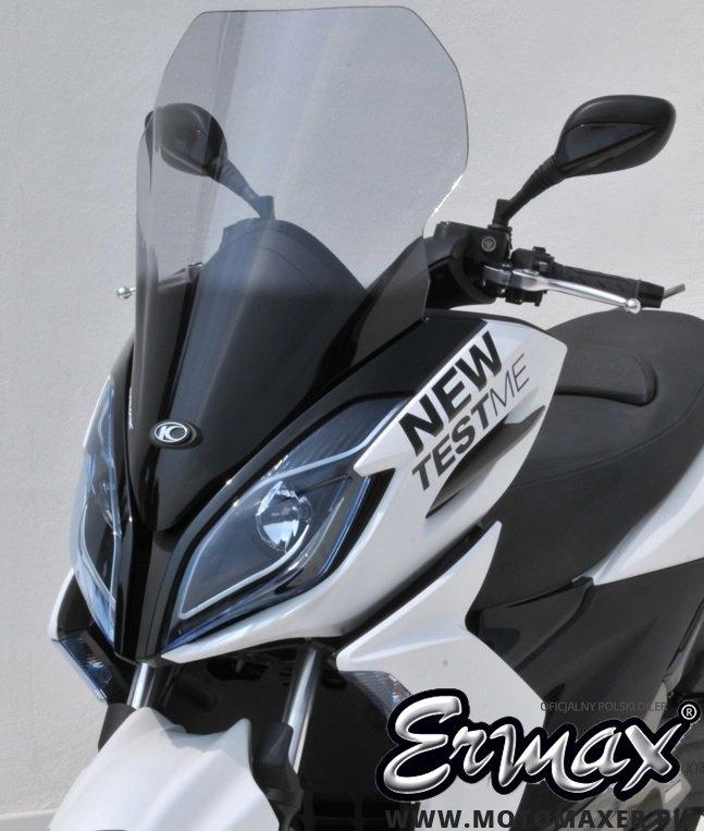 Szyba ERMAX SCOOTER HIGH 72 cm Kymco K-XCT 125 / 300 2013 - 201