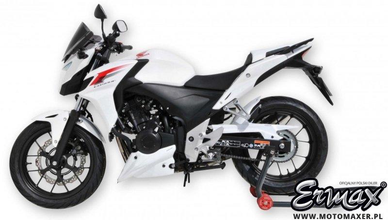 Pług owiewka spoiler silnika ERMAX BELLY PAN Honda CB500F 2013 - 2015