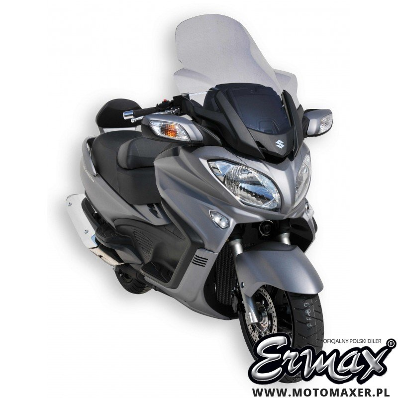 Szyba ERMAX WS SCOOTER HP + 12 cm