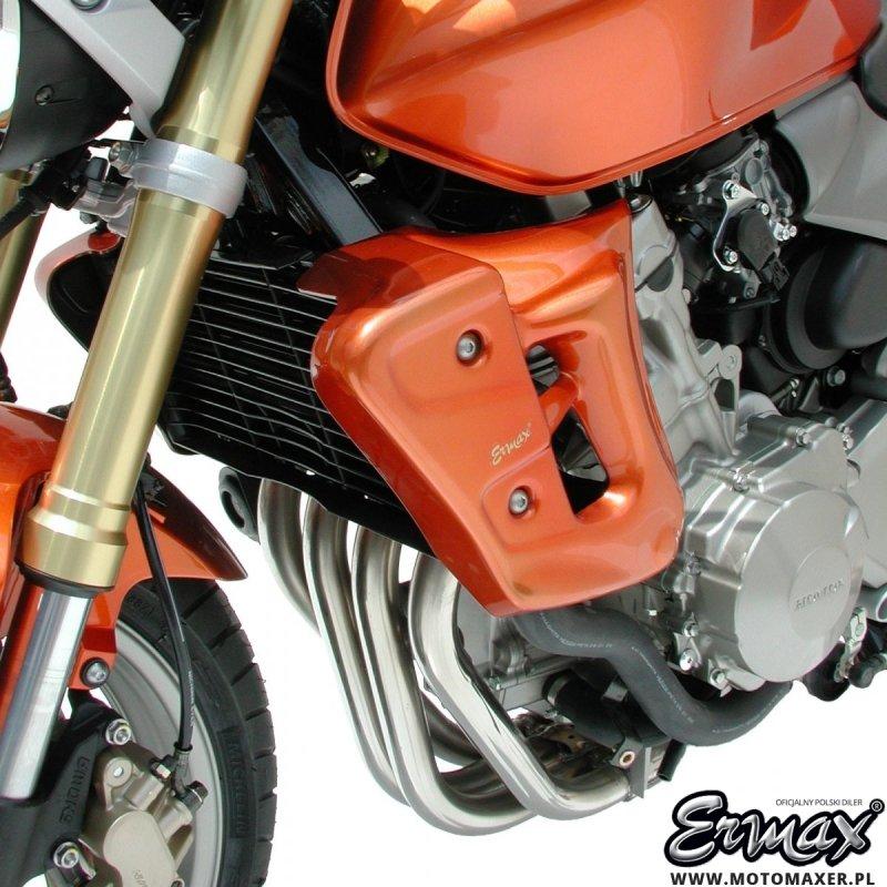 Wloty powietrza osłona chłodnicy AIR SCOOP ERMAX Honda CB600 Hornet N 1998 - 2002