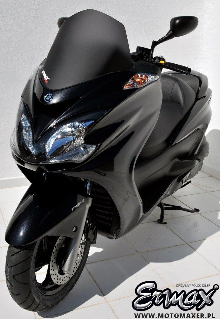 Szyba ERMAX SCOOTER SPORT 48cm Yamaha MAJESTY 400 2009 - 2016