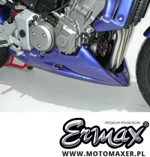 Pług owiewka spoiler silnika ERMAX BELLY PAN Honda CB900F HORNET 2002 - 2007