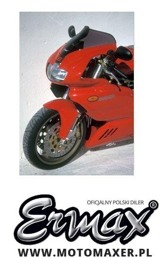 Szyba ERMAX HIGH DUCATI 750/800/900/1000 SS 1999 - 2007