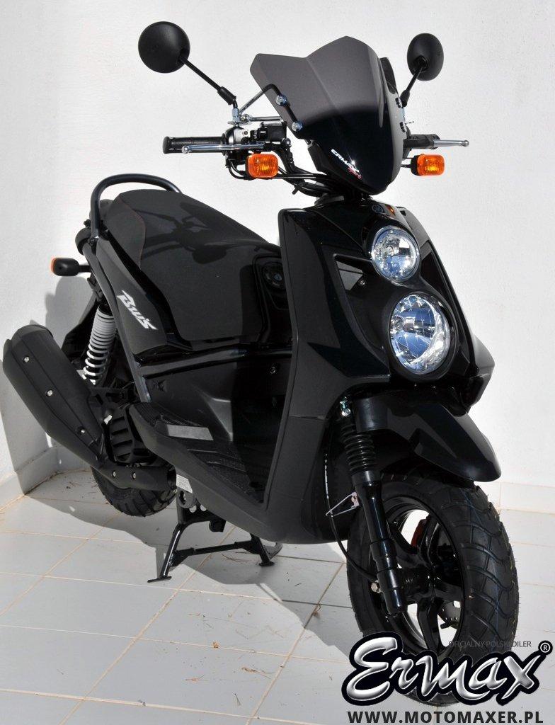 Szyba ERMAX SCOOTER NOSE 33 cm Yamaha BW'S 125 2010 - 2013