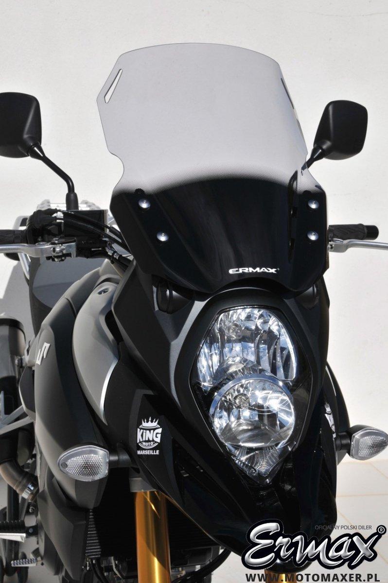 Szyba ERMAX HIGH 43 cm Suzuki DL 1000 V-Strom 2014 - 2019