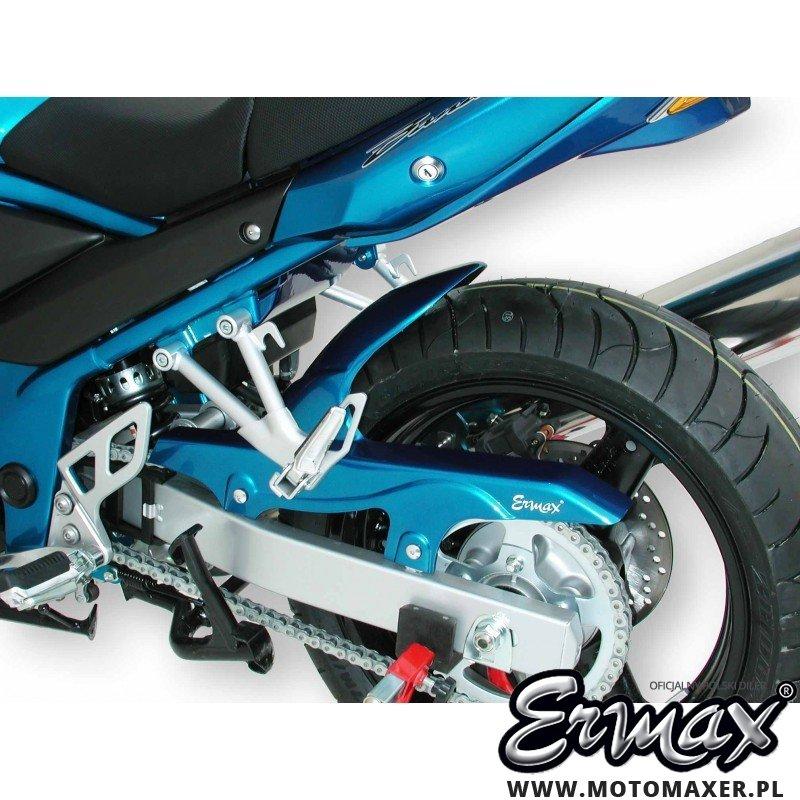 Błotnik tylny i osłona łańcucha ERMAX REAR HUGGER 5 kolorów ABS 2005 - 2006